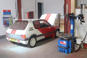 Peugeot 205 Restoration